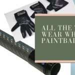 All Paintball Accessories