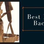 Durable and longlasting backpacks