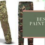8 durable paintball trousers