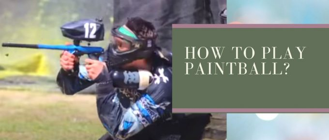 Rules for Paintball Game