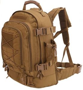 Outdoor Military Tactical Hiking Bug Out Bag