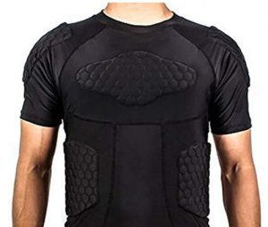 Tuoyr chest and neck protector shirt